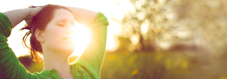Sich selbst finden, Eigenbild, Kraft, Lebensenergie, Freude