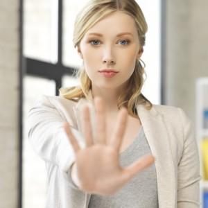 Lernen Sie Stopp, Nein und Halt zu sagen. Lernen Sie mithilfe Ihrer Seele Grenzen für Ihre Umgebung zu setzen.